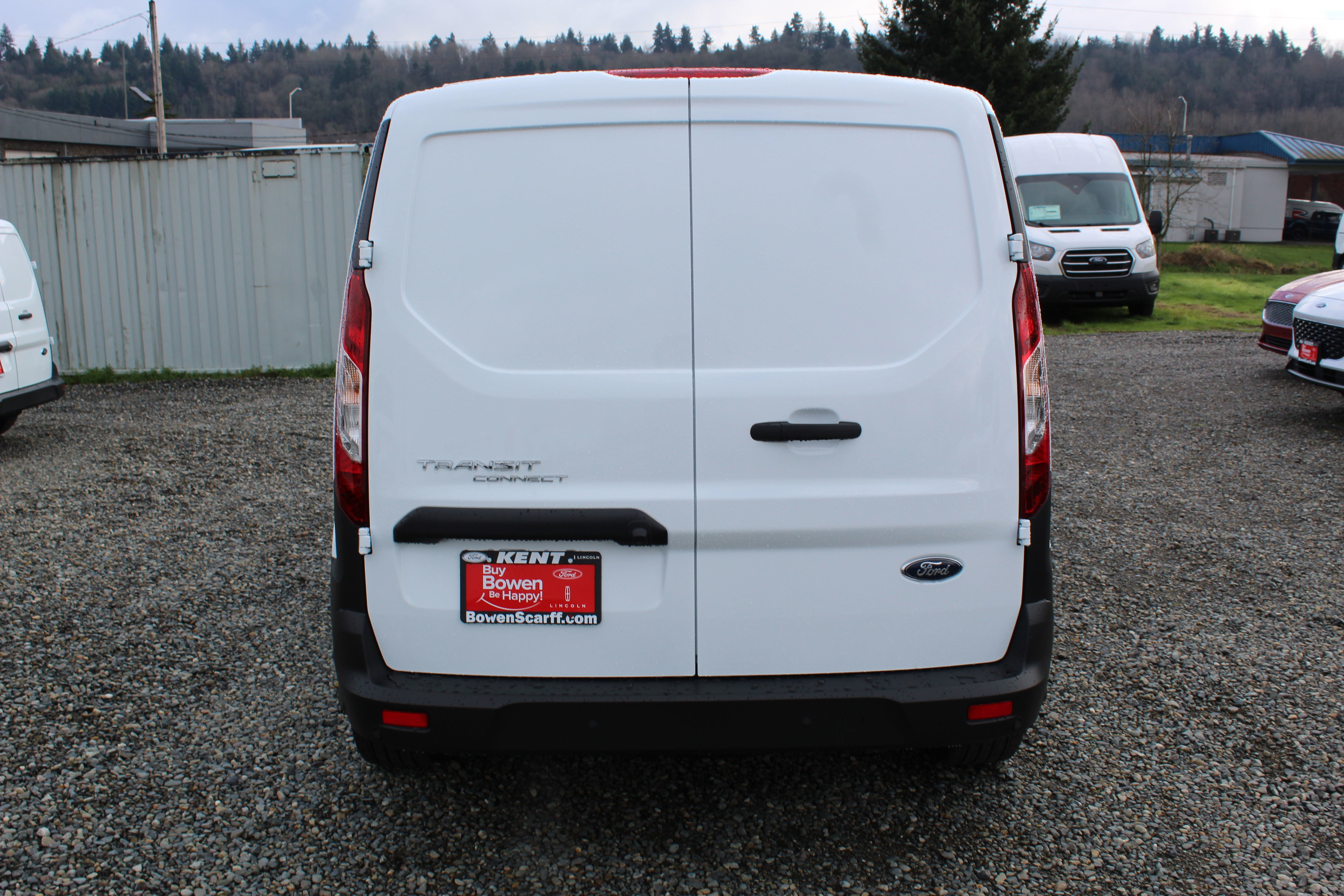 2020 Ford Transit Connect, Empty Cargo Van #E9174 - photo 7