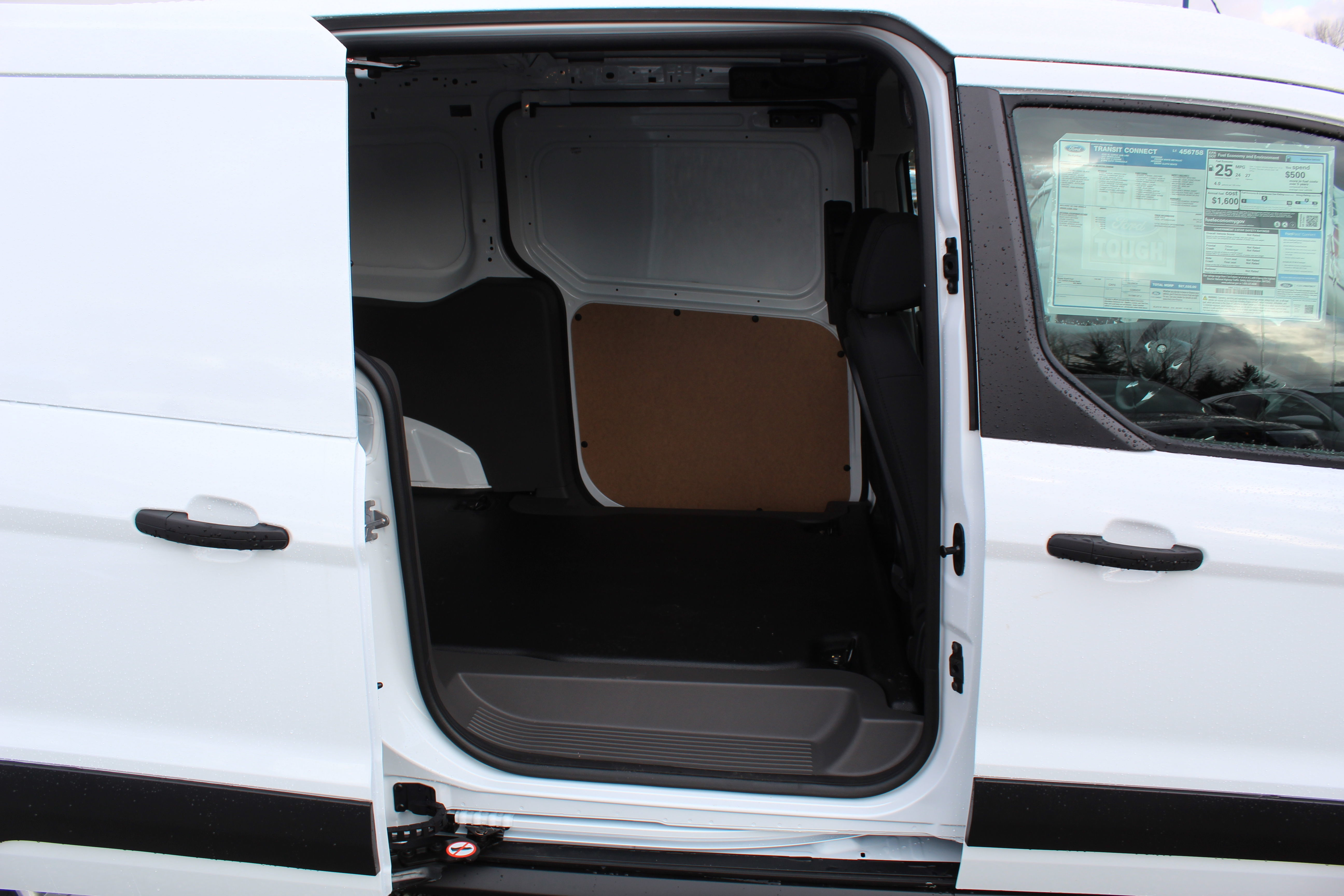 2020 Ford Transit Connect, Empty Cargo Van #E9174 - photo 9