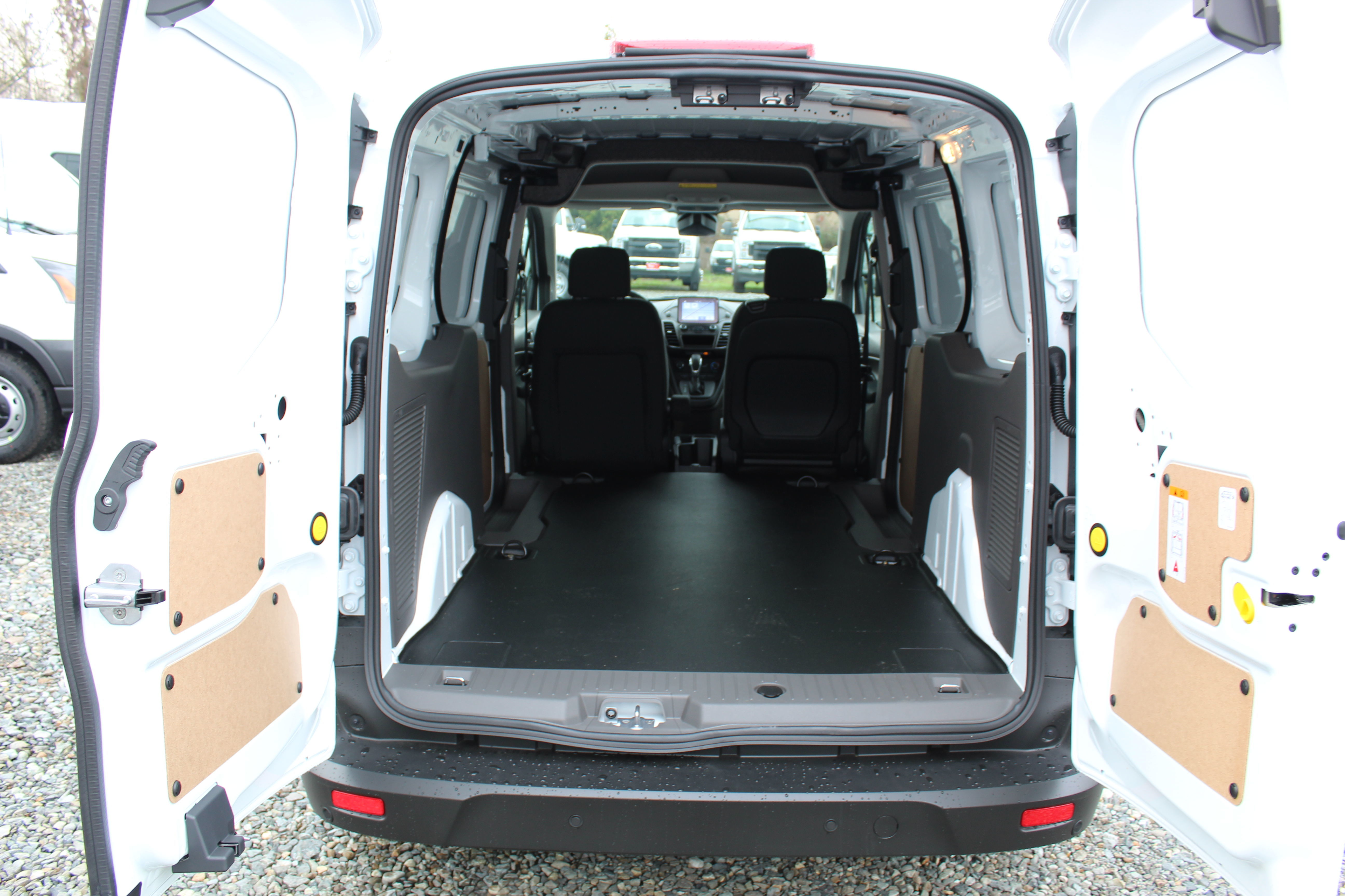 2020 Ford Transit Connect, Empty Cargo Van #E9180 - photo 2