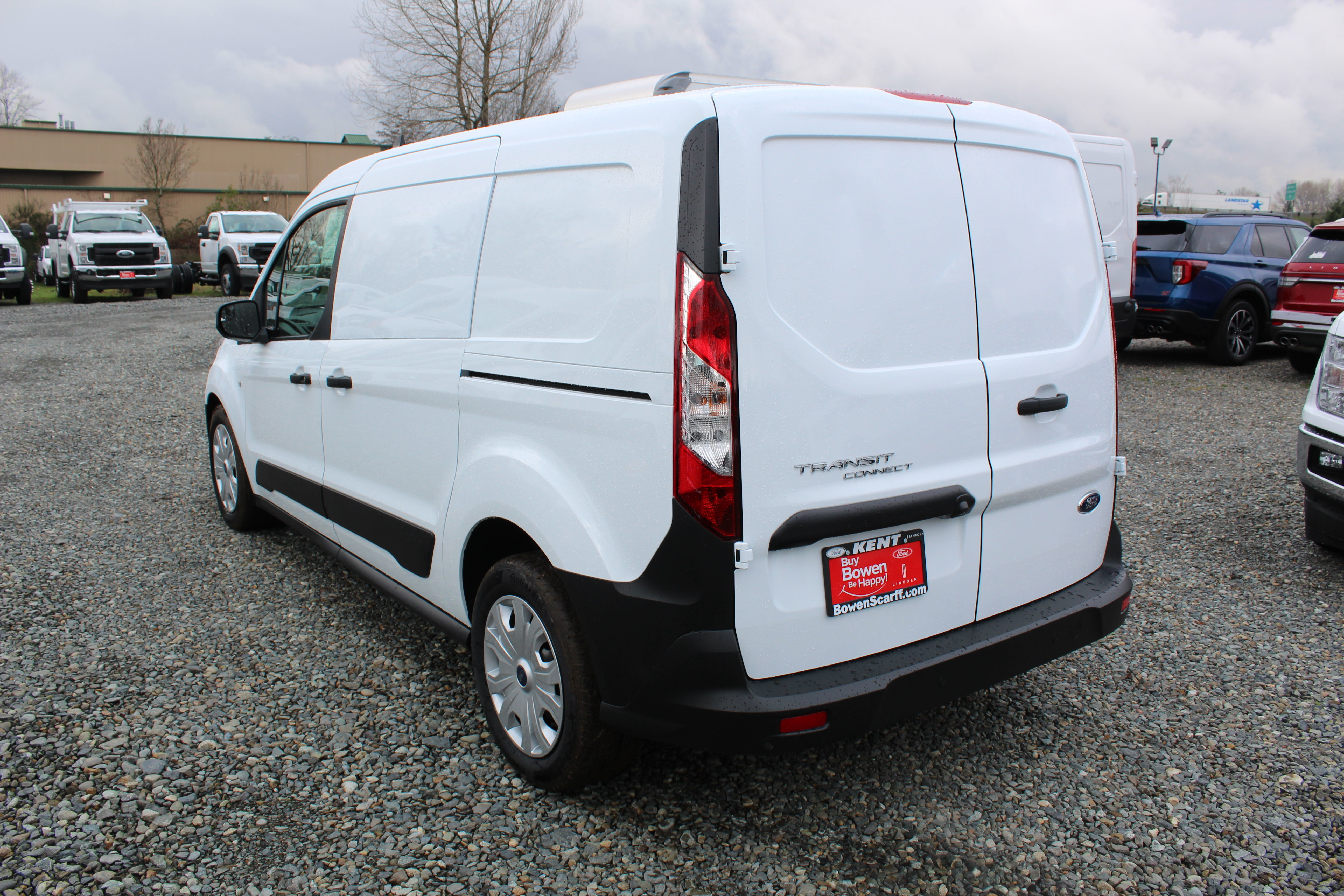 2020 Ford Transit Connect, Empty Cargo Van #E9180 - photo 11