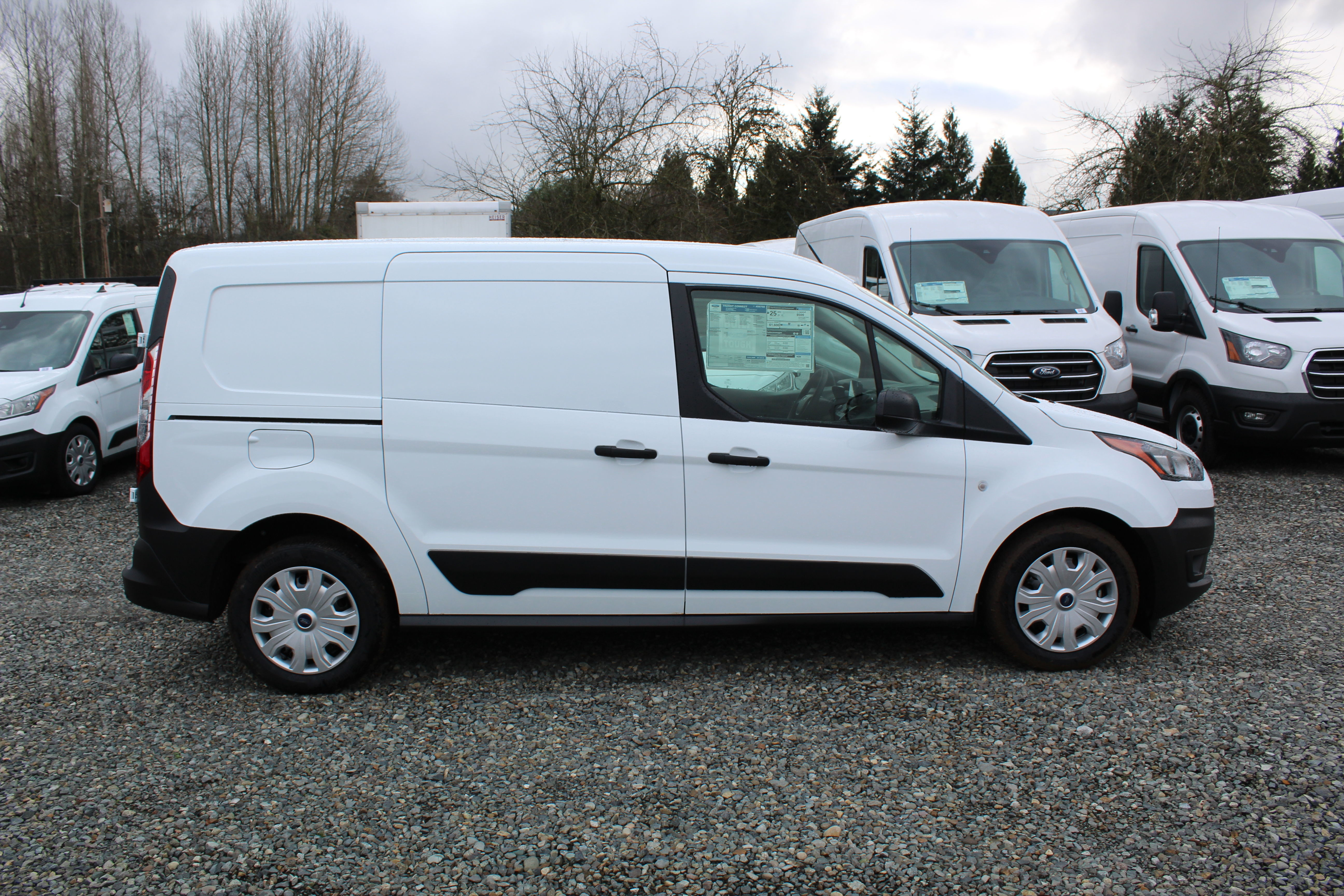 2020 Ford Transit Connect, Empty Cargo Van #E9180 - photo 6