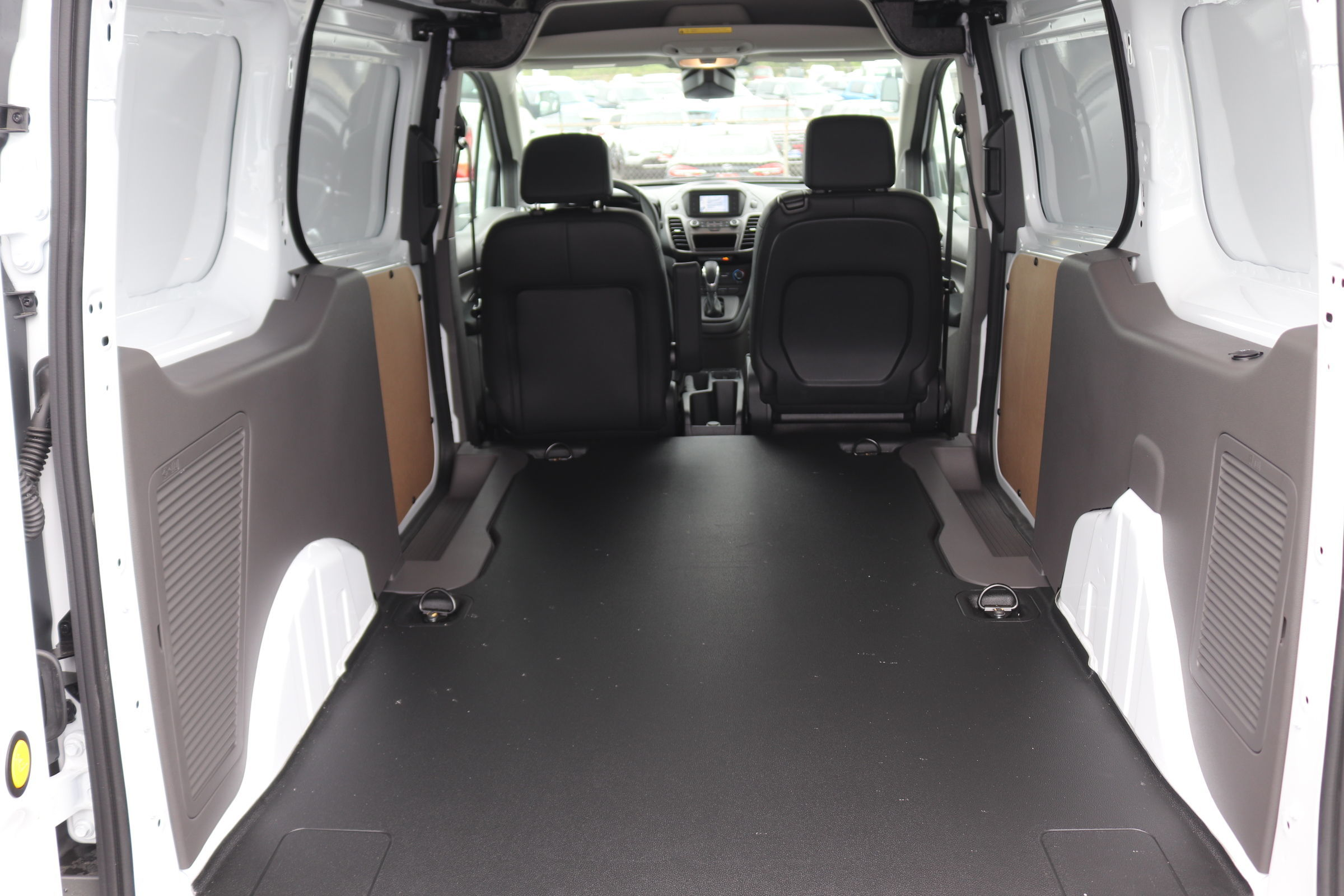 2020 Transit Connect, Empty Cargo Van #E9184 - photo 1