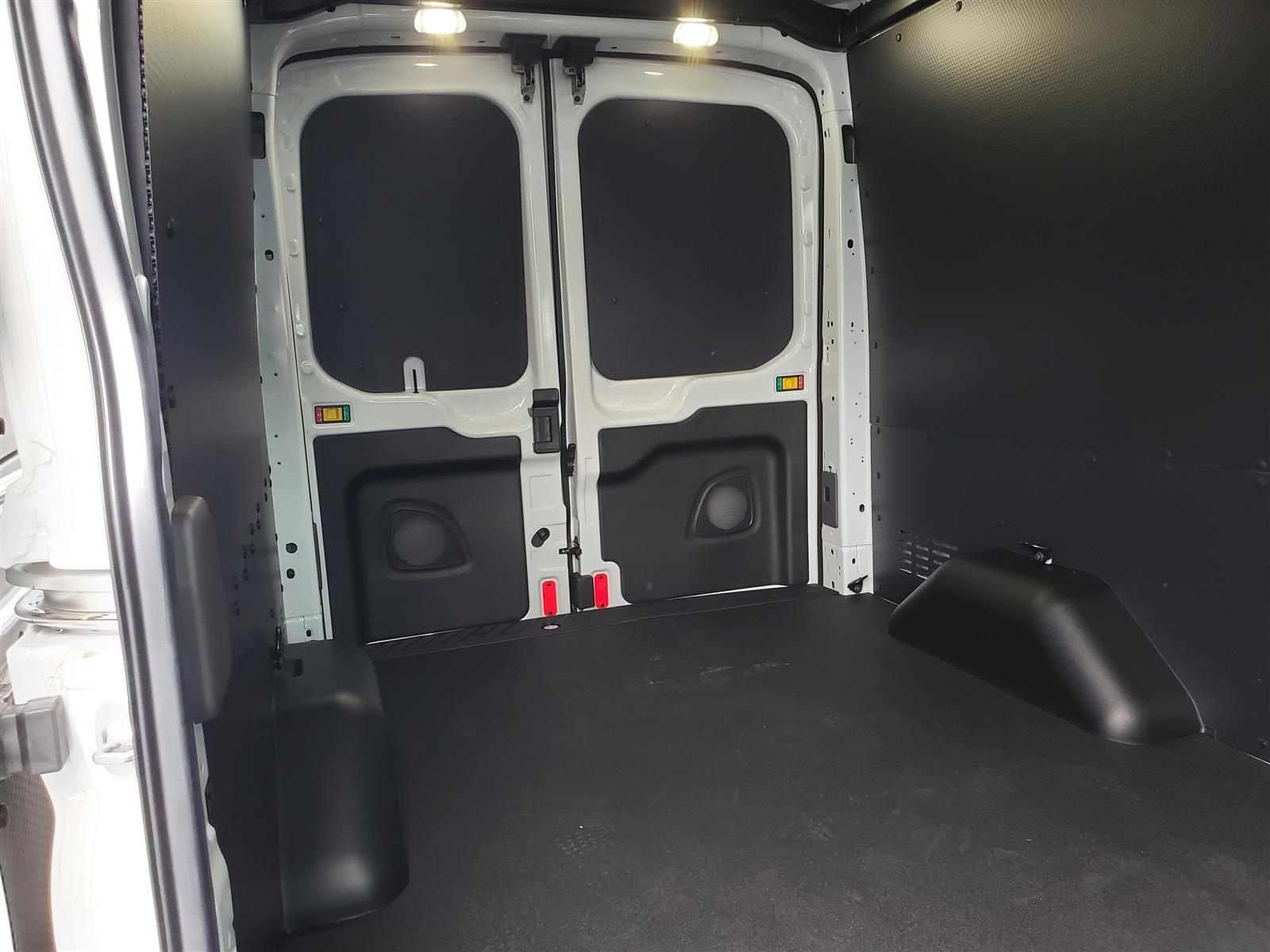 2020 Ford Transit 250 Med Roof RWD, Empty Cargo Van #E9191 - photo 9