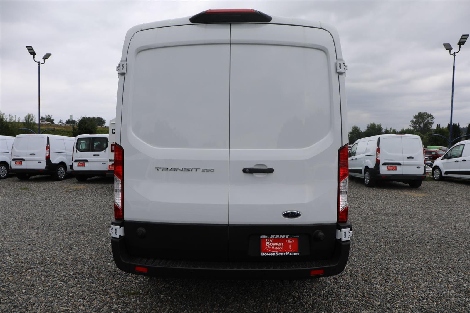 2020 Ford Transit 250 Med Roof RWD, Empty Cargo Van #E9191 - photo 7
