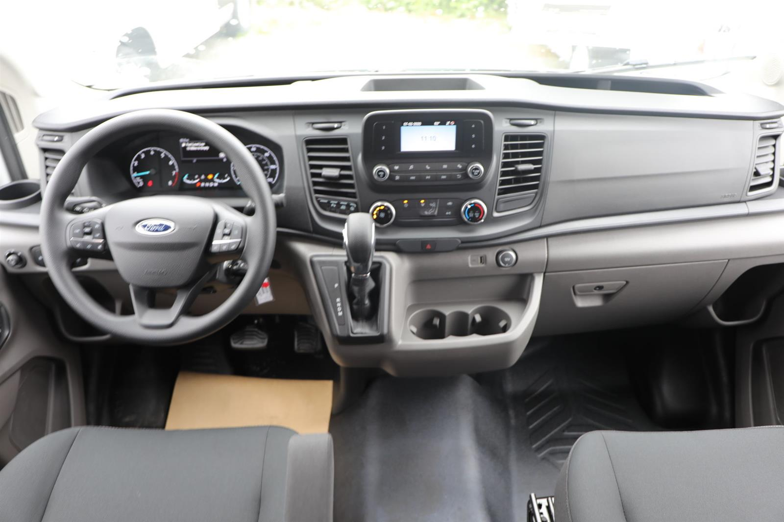 2020 Ford Transit 250 Med Roof RWD, Empty Cargo Van #E9191 - photo 13