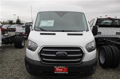 2020 Ford Transit 250 Med Roof RWD, Empty Cargo Van #E9191 - photo 3