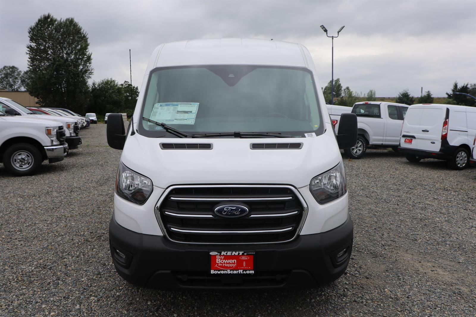 2020 Ford Transit 250 Med Roof RWD, Empty Cargo Van #E9192 - photo 3