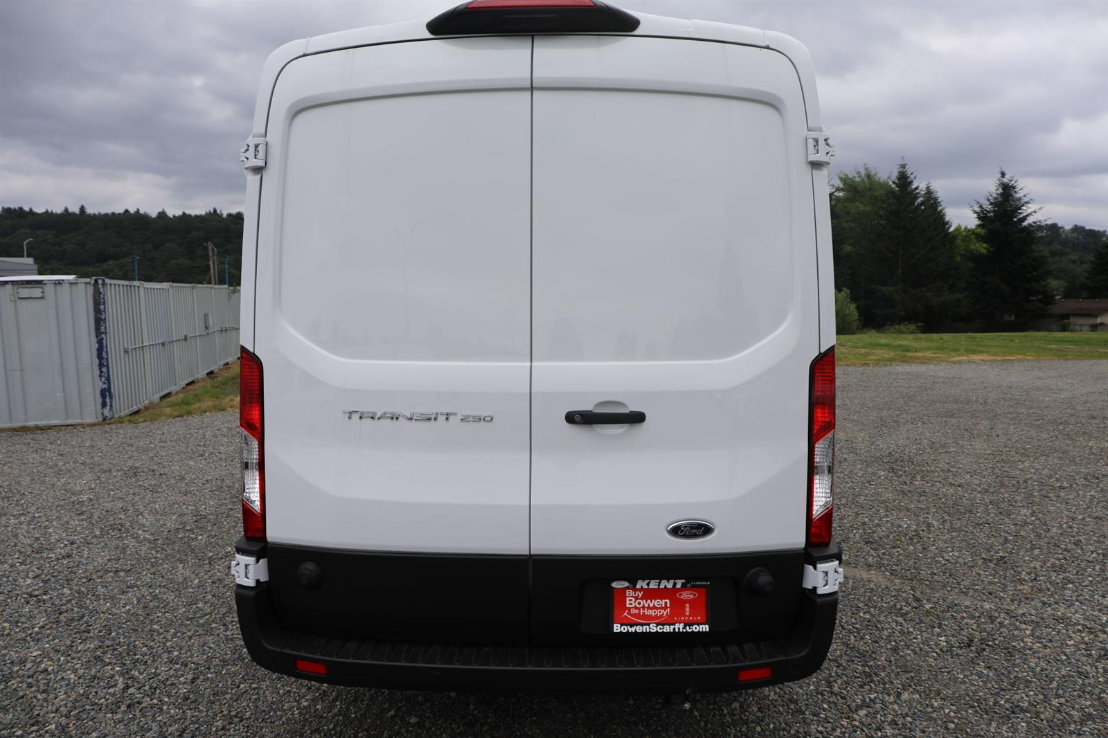 2020 Ford Transit 250 Med Roof RWD, Empty Cargo Van #E9192 - photo 7