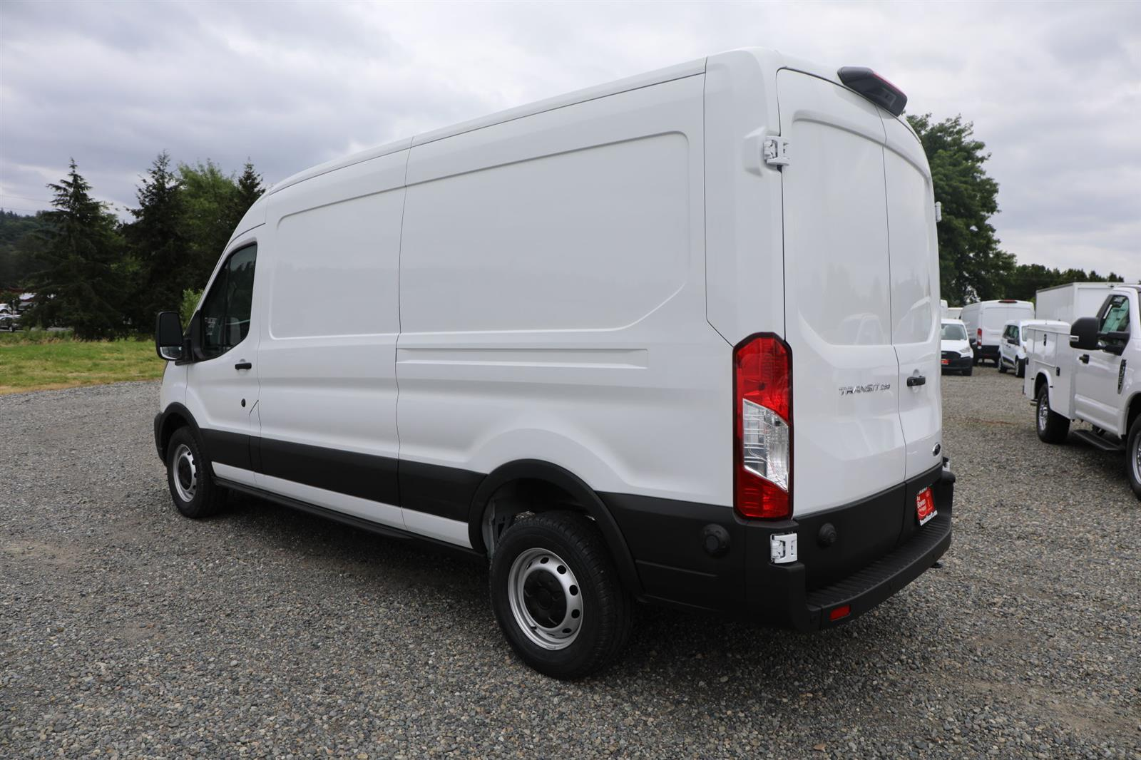 2020 Ford Transit 250 Med Roof RWD, Empty Cargo Van #E9192 - photo 8