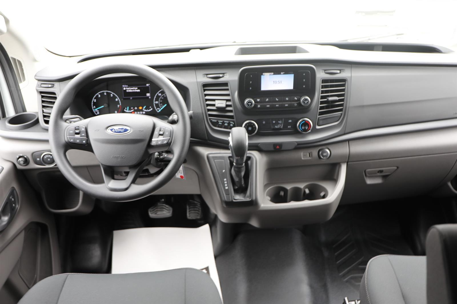 2020 Ford Transit 250 Med Roof RWD, Empty Cargo Van #E9192 - photo 14