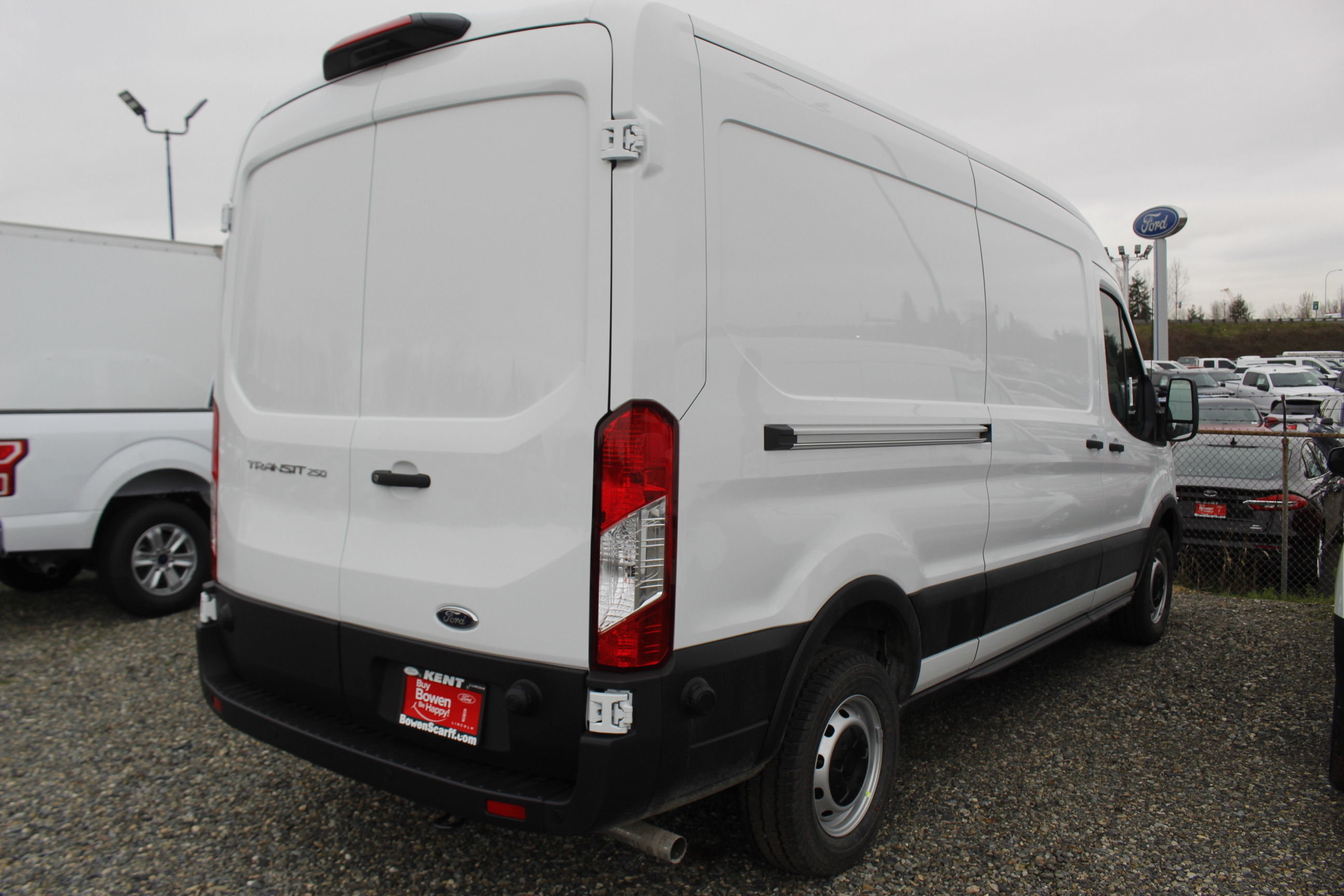 2020 Transit 250 Med Roof RWD, Empty Cargo Van #E9192 - photo 5