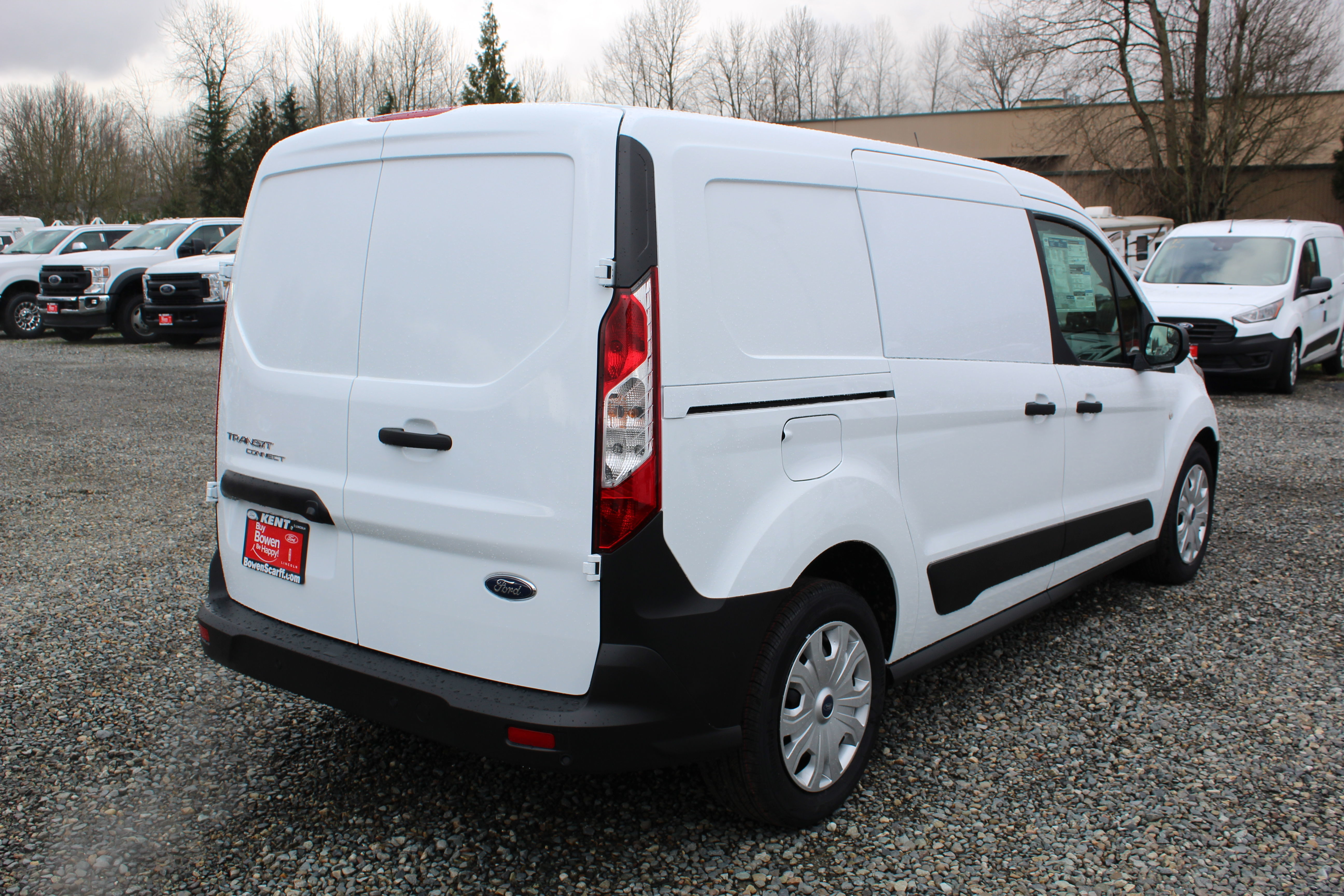 2020 Ford Transit Connect, Empty Cargo Van #E9196 - photo 7