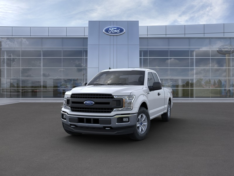 2020 Ford F-150 Super Cab 4x4, Pickup #E9213 - photo 3