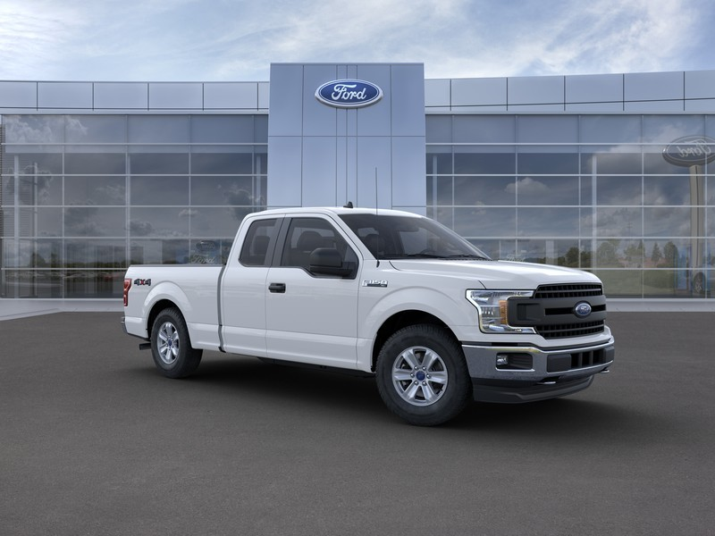 2020 Ford F-150 Super Cab 4x4, Pickup #E9213 - photo 7