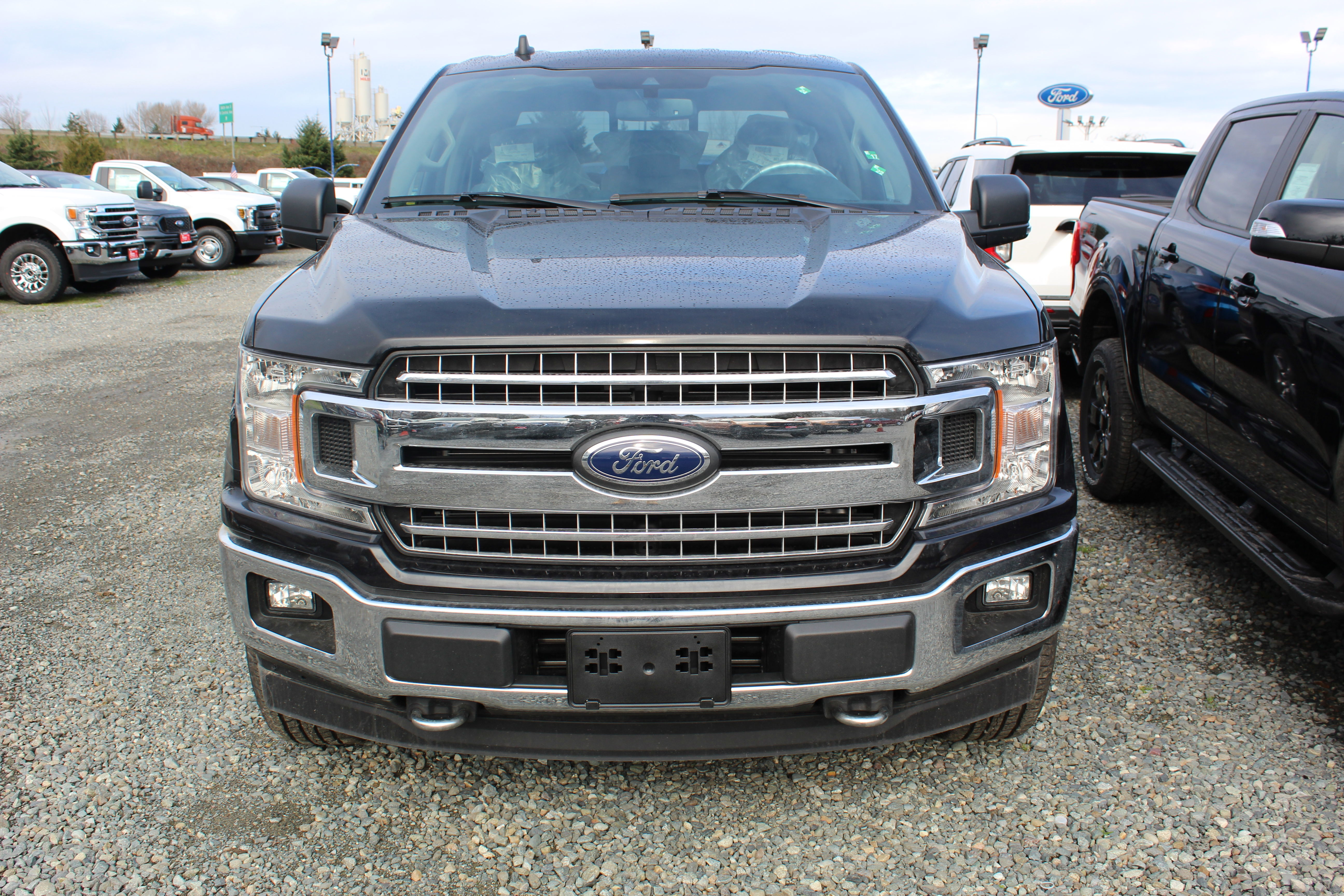 2020 F-150 SuperCrew Cab 4x4, Pickup #E9214 - photo 2