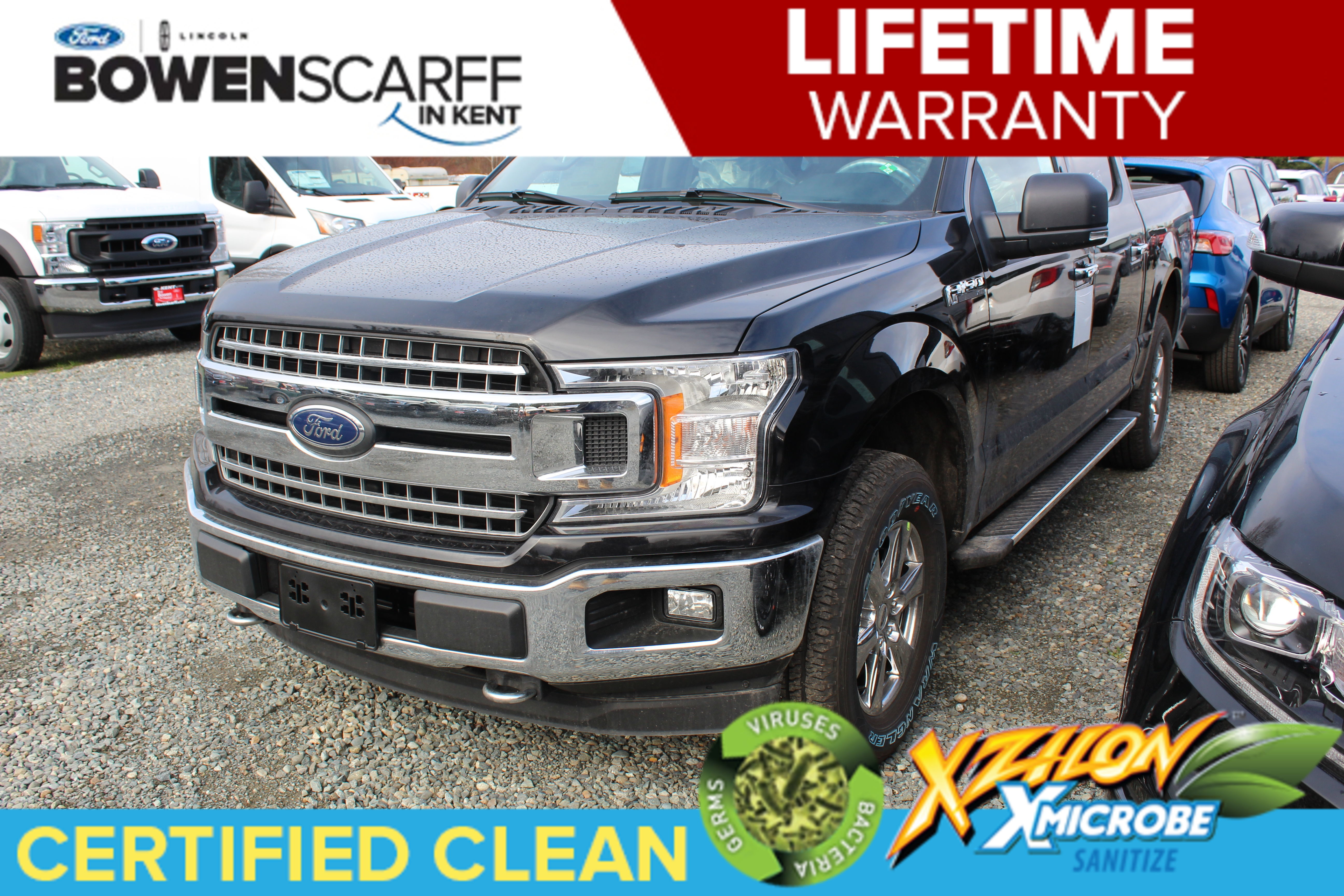 2020 F-150 SuperCrew Cab 4x4, Pickup #E9214 - photo 1