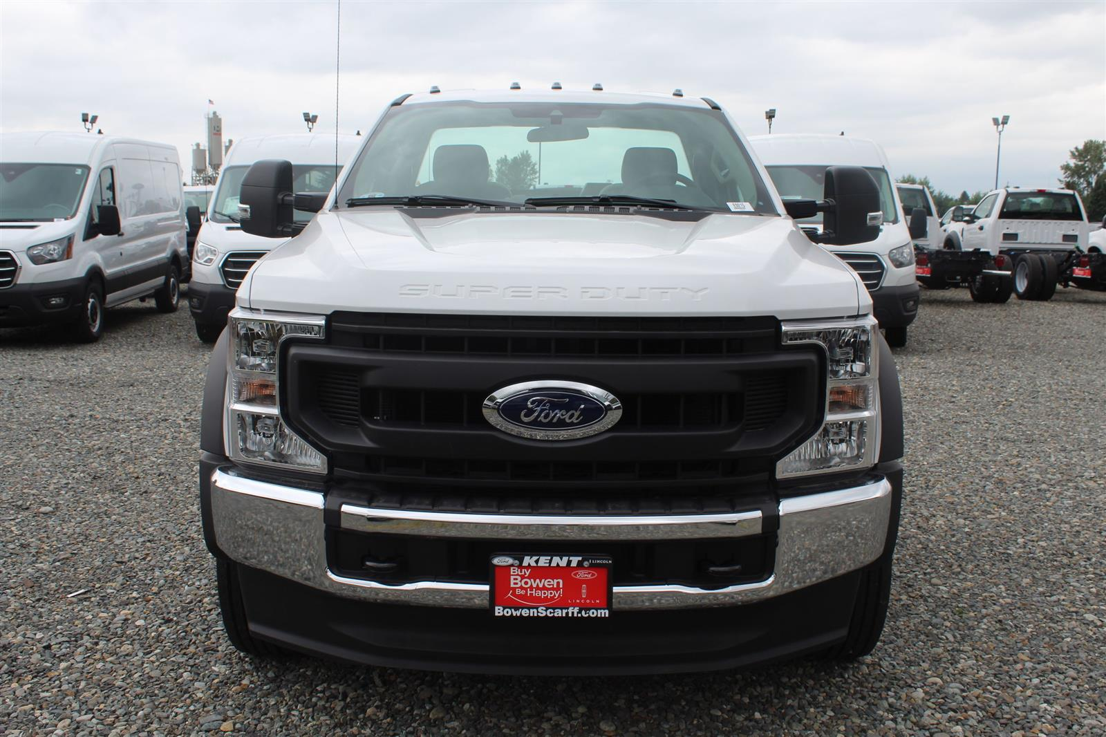 2020 Ford F-450 Regular Cab DRW 4x2, Cab Chassis #E9215 - photo 3
