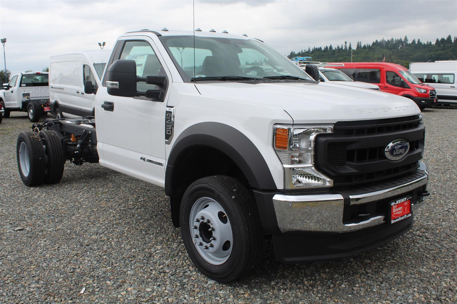 2020 Ford F-450 Regular Cab DRW 4x2, Cab Chassis #E9215 - photo 4