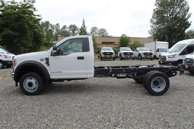 2020 Ford F-450 Regular Cab DRW 4x2, Cab Chassis #E9215 - photo 9