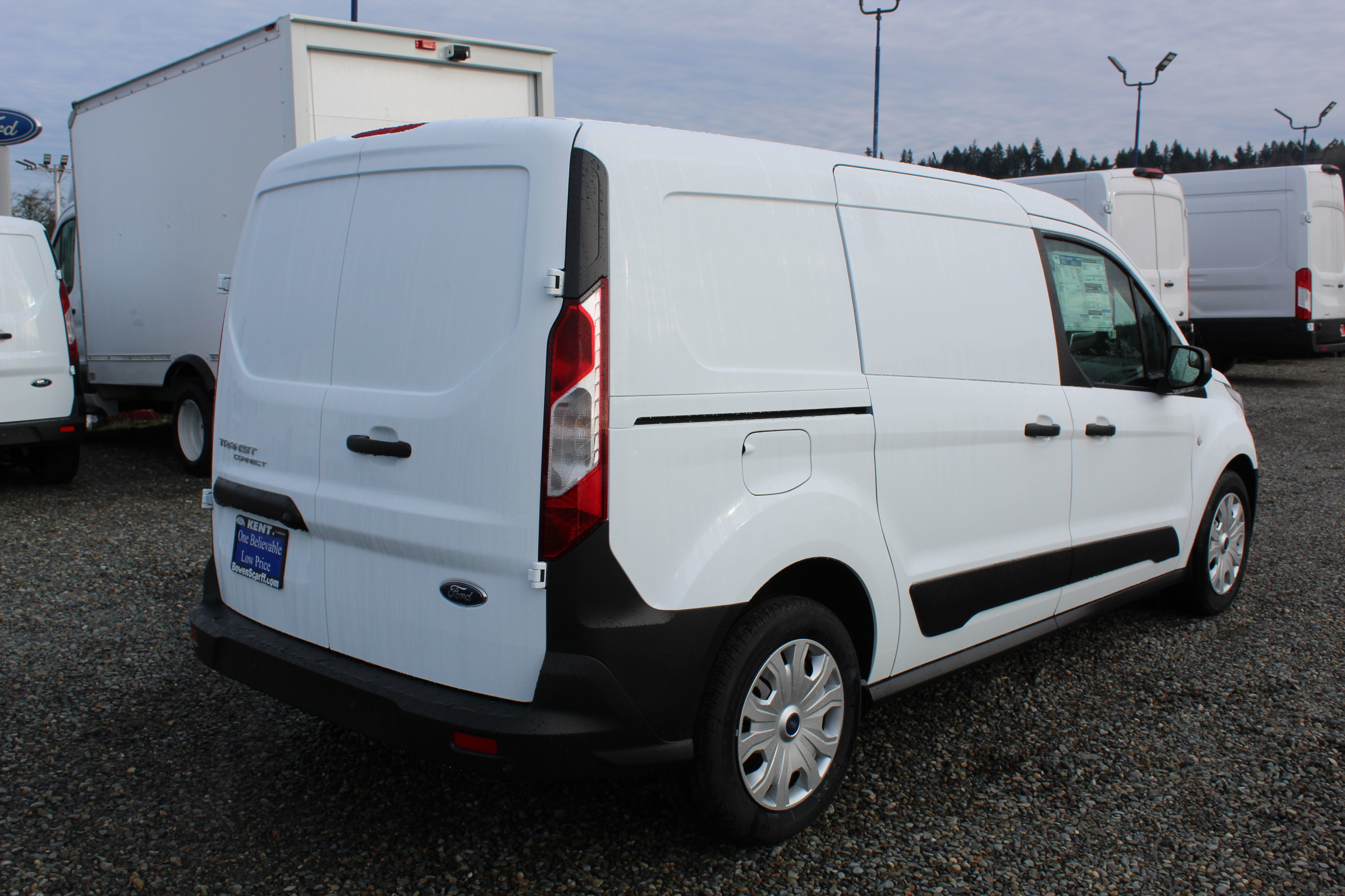 2020 Transit Connect, Empty Cargo Van #E9226 - photo 10