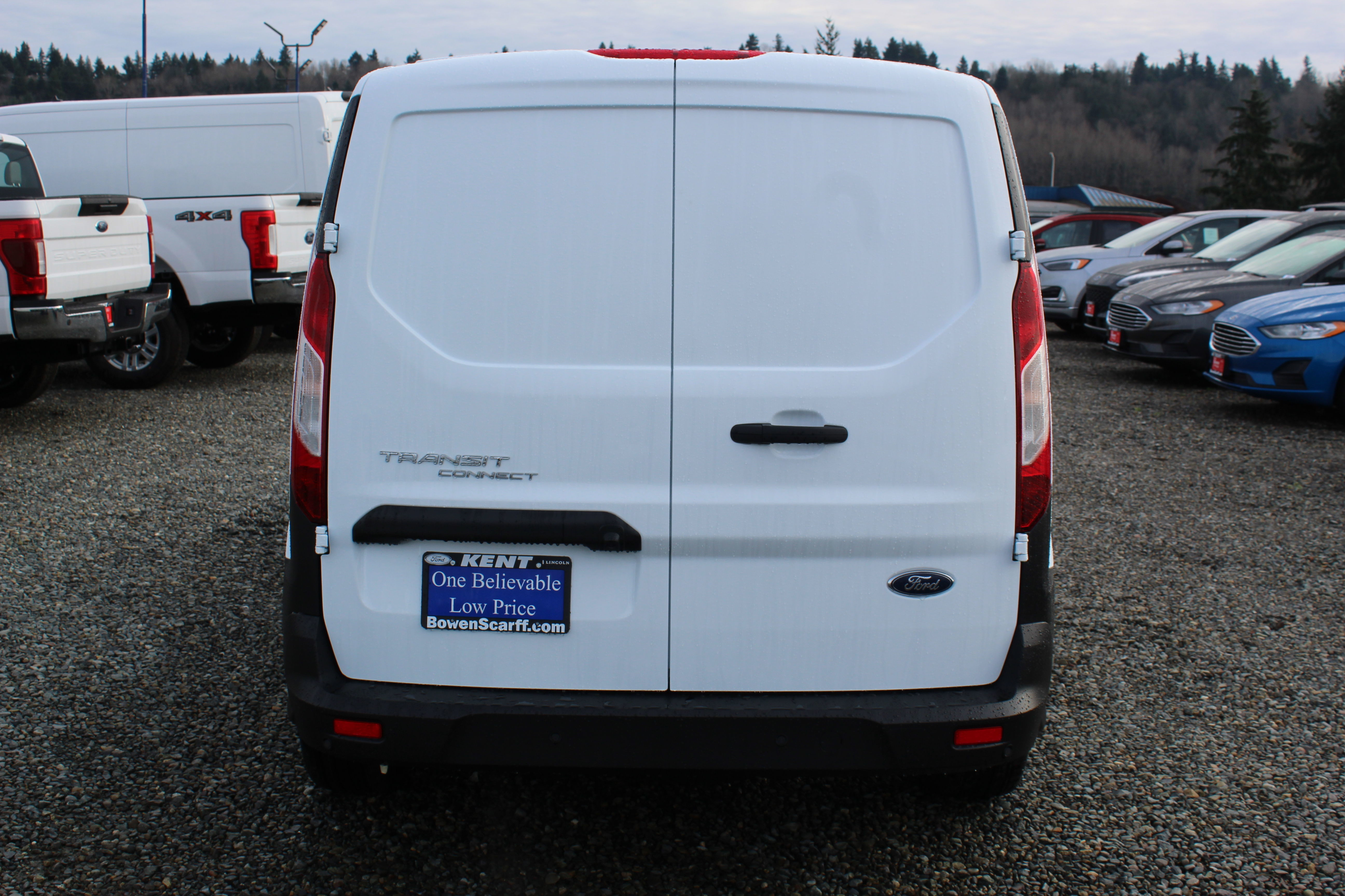 2020 Transit Connect, Empty Cargo Van #E9226 - photo 11