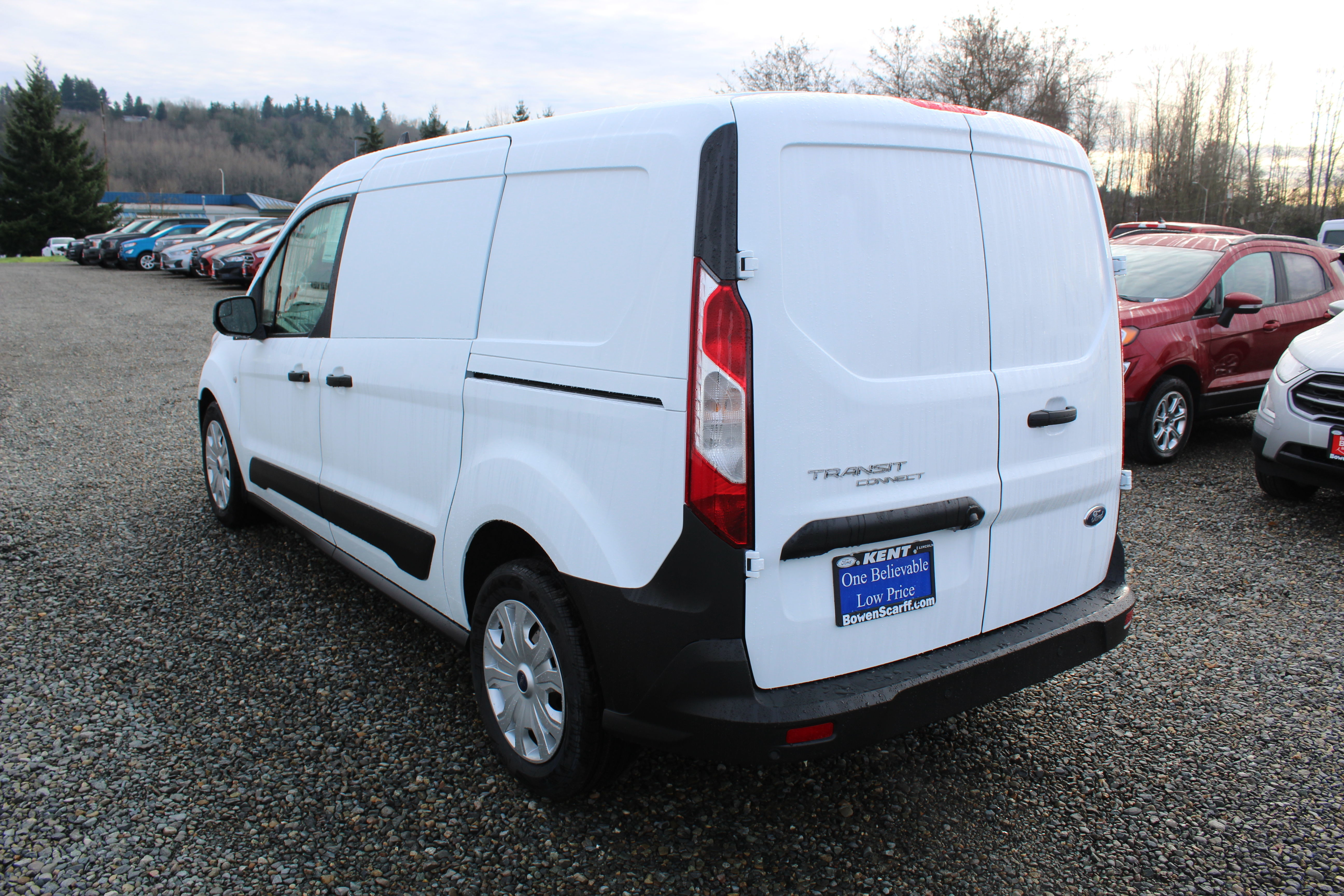 2020 Transit Connect, Empty Cargo Van #E9226 - photo 12