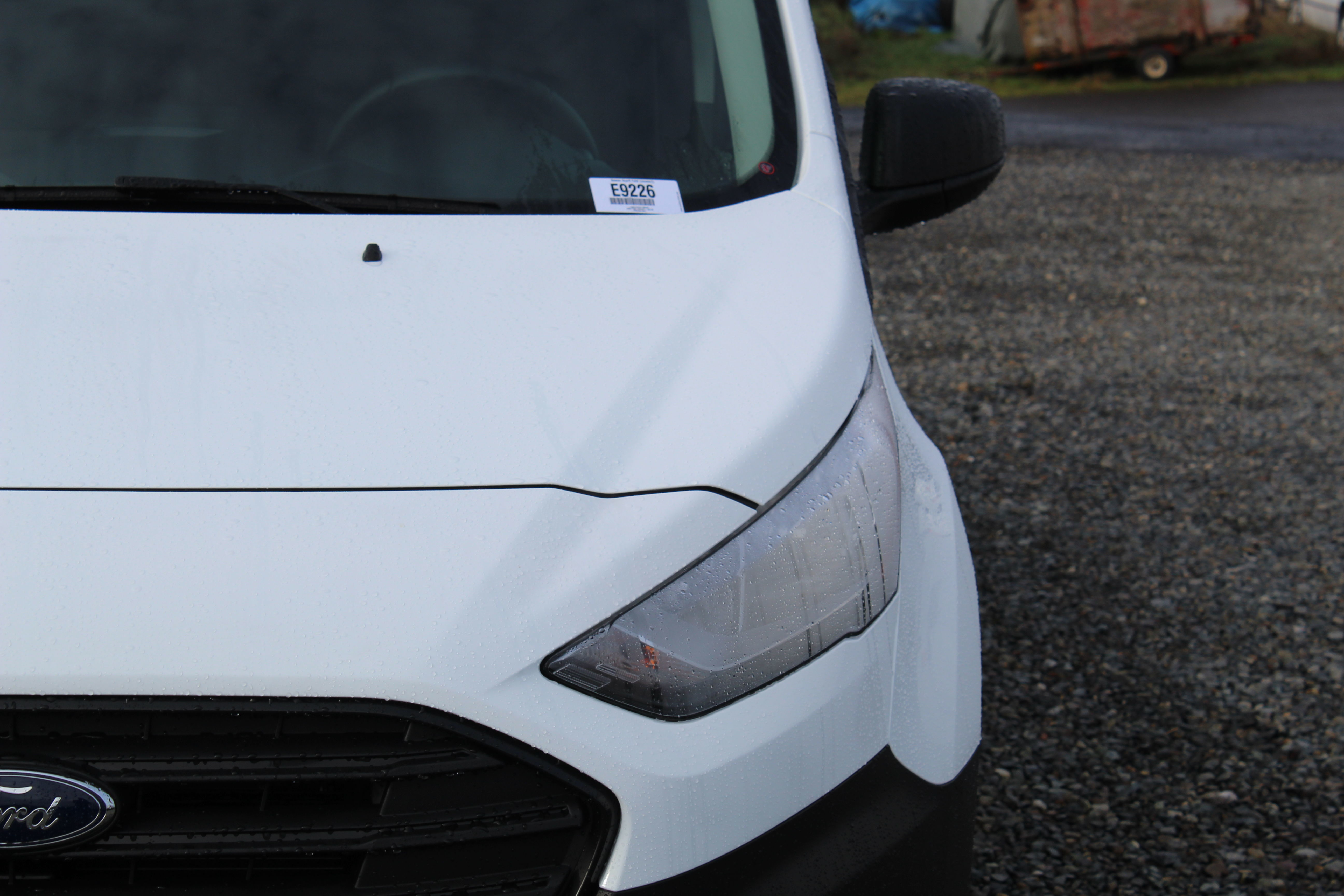 2020 Transit Connect, Empty Cargo Van #E9226 - photo 4