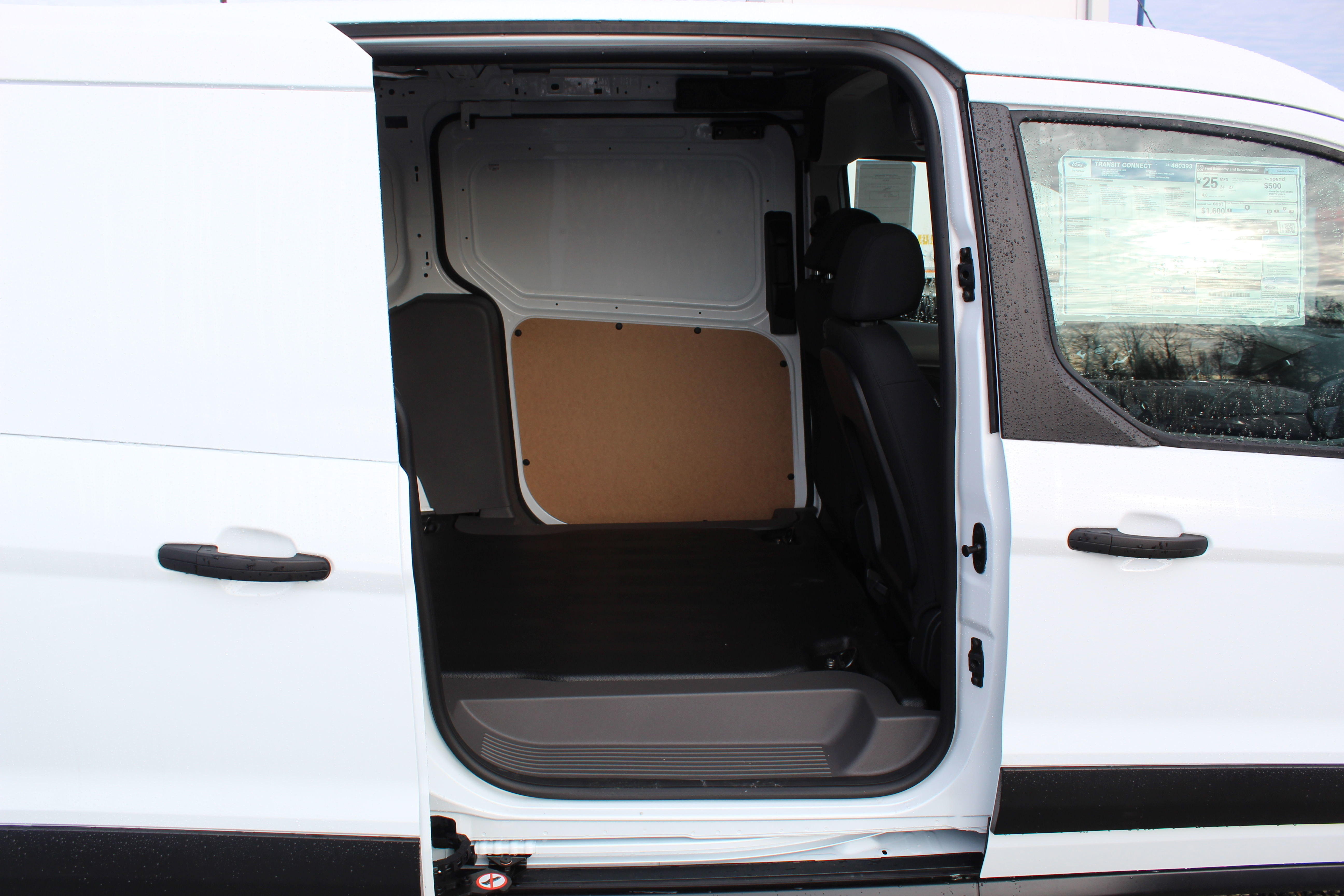 2020 Transit Connect, Empty Cargo Van #E9226 - photo 8
