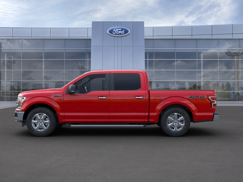 2020 Ford F-150 SuperCrew Cab 4x4, Pickup #E9232 - photo 4