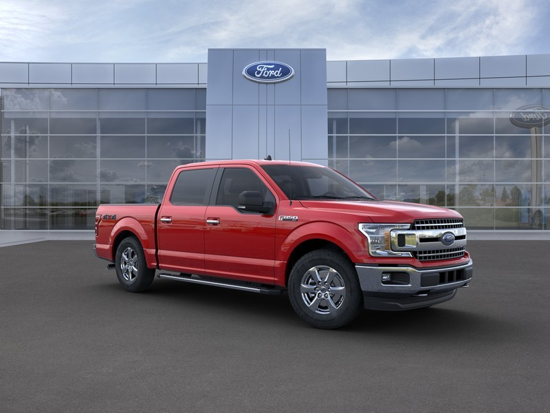 2020 Ford F-150 SuperCrew Cab 4x4, Pickup #E9232 - photo 7