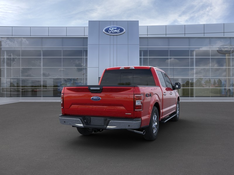 2020 Ford F-150 SuperCrew Cab 4x4, Pickup #E9232 - photo 8