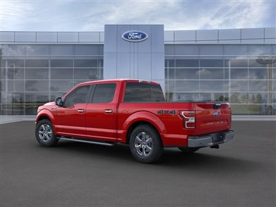 2020 Ford F-150 SuperCrew Cab 4x4, Pickup #E9232 - photo 2