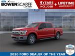 2020 Ford F-150 SuperCrew Cab 4x4, Pickup #E9232 - photo 1