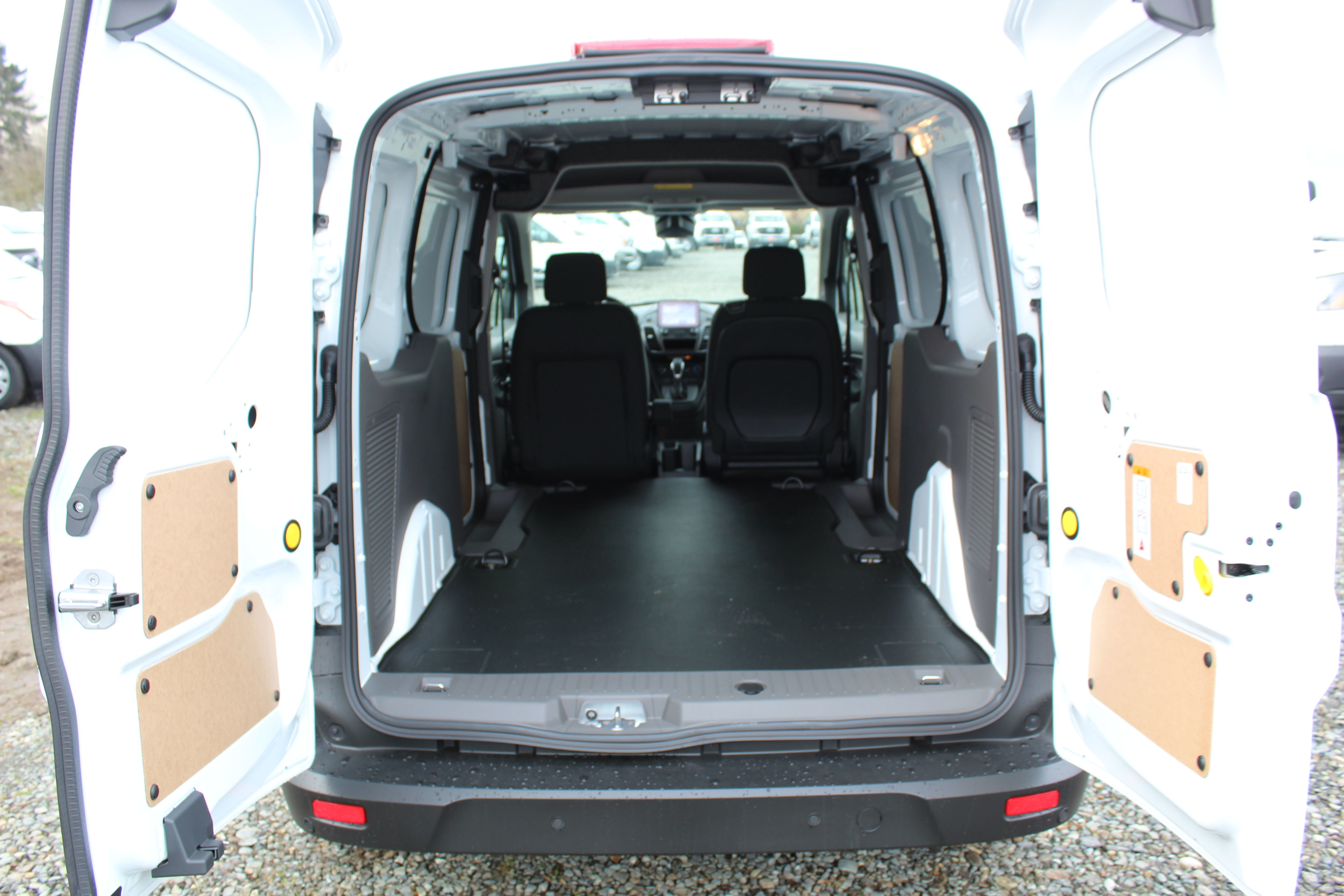 2020 Ford Transit Connect, Empty Cargo Van #E9244 - photo 2