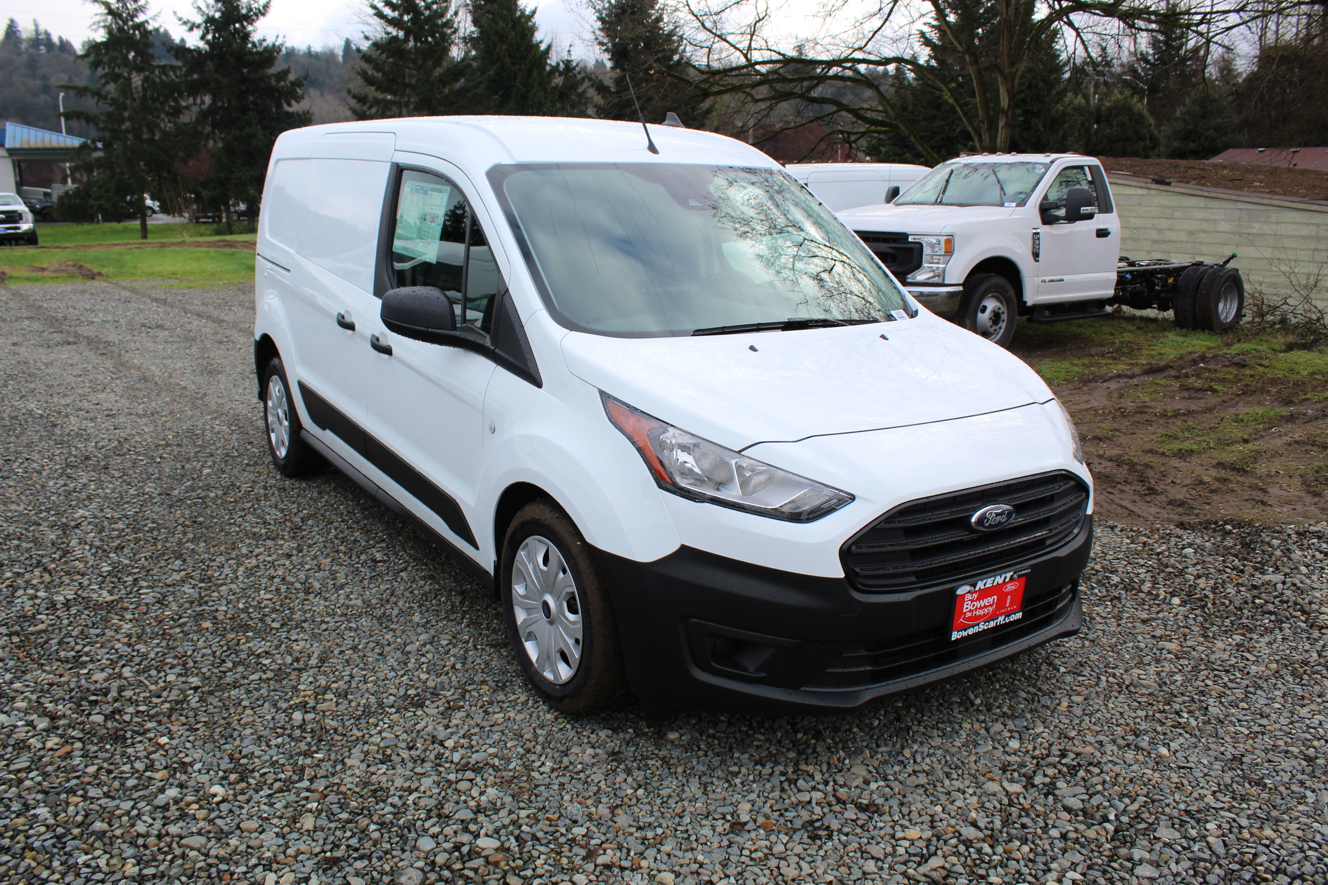 2020 Ford Transit Connect, Empty Cargo Van #E9244 - photo 5