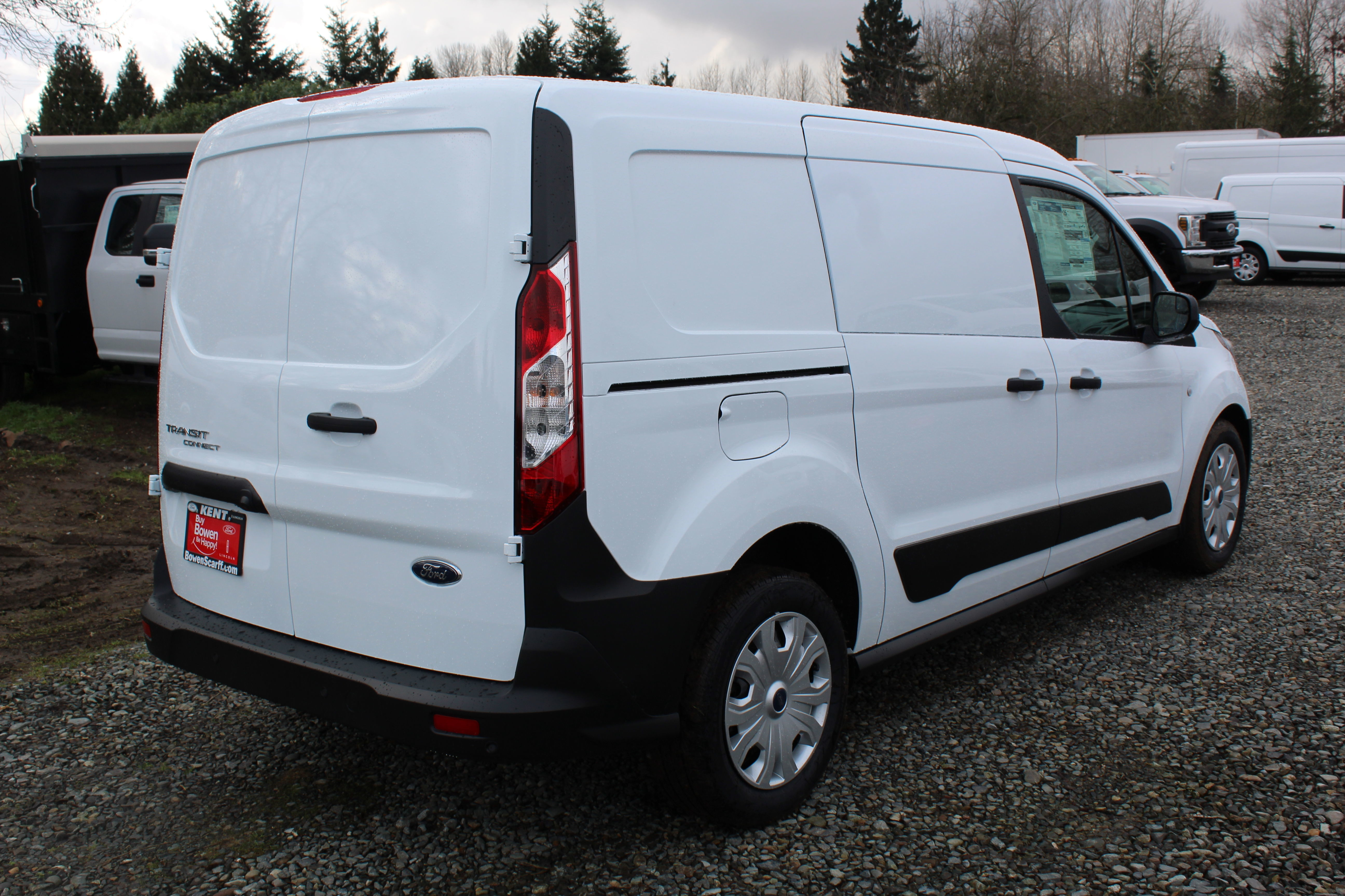 2020 Ford Transit Connect, Empty Cargo Van #E9244 - photo 7