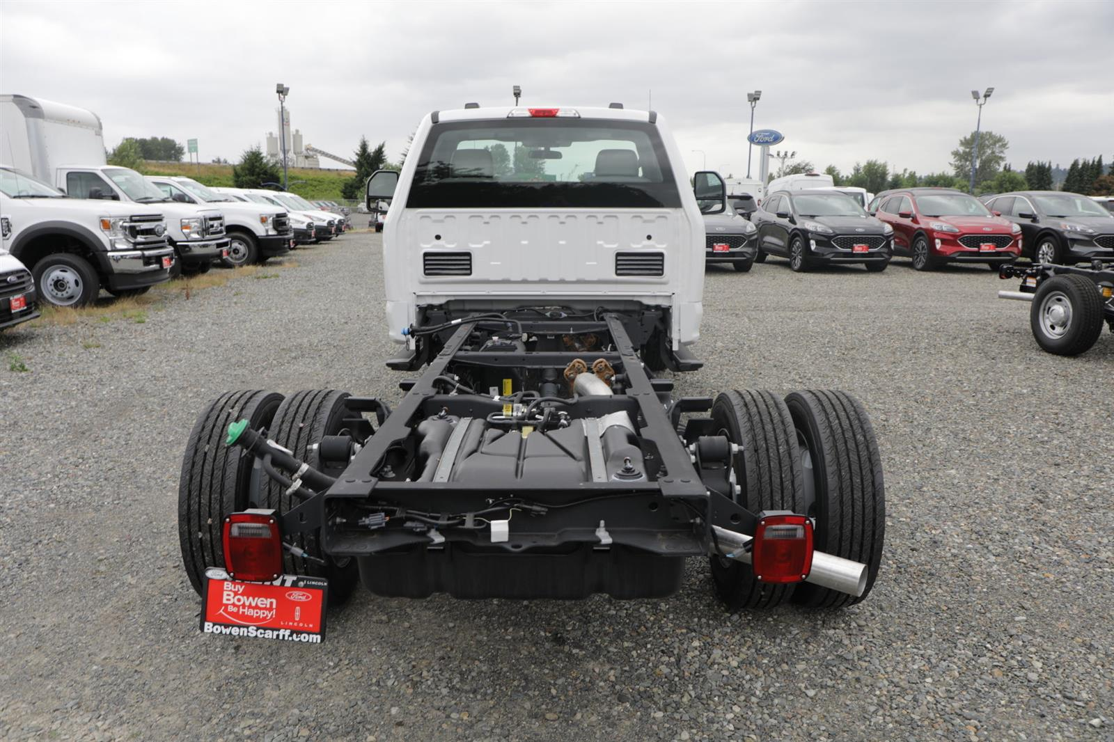 2020 Ford F-550 Regular Cab DRW 4x2, Cab Chassis #E9245 - photo 7