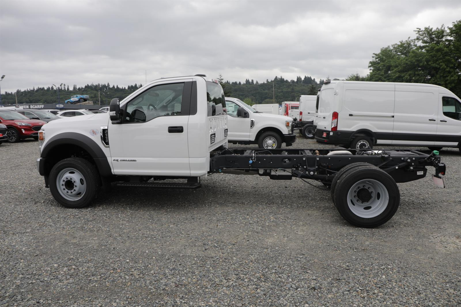 2020 Ford F-550 Regular Cab DRW 4x2, Cab Chassis #E9245 - photo 8