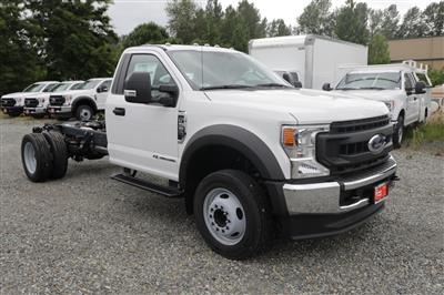 2020 Ford F-550 Regular Cab DRW 4x2, Cab Chassis #E9245 - photo 4
