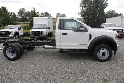 2020 Ford F-550 Regular Cab DRW 4x2, Cab Chassis #E9245 - photo 5
