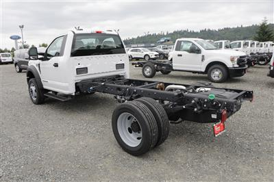 2020 Ford F-550 Regular Cab DRW 4x2, Cab Chassis #E9245 - photo 2
