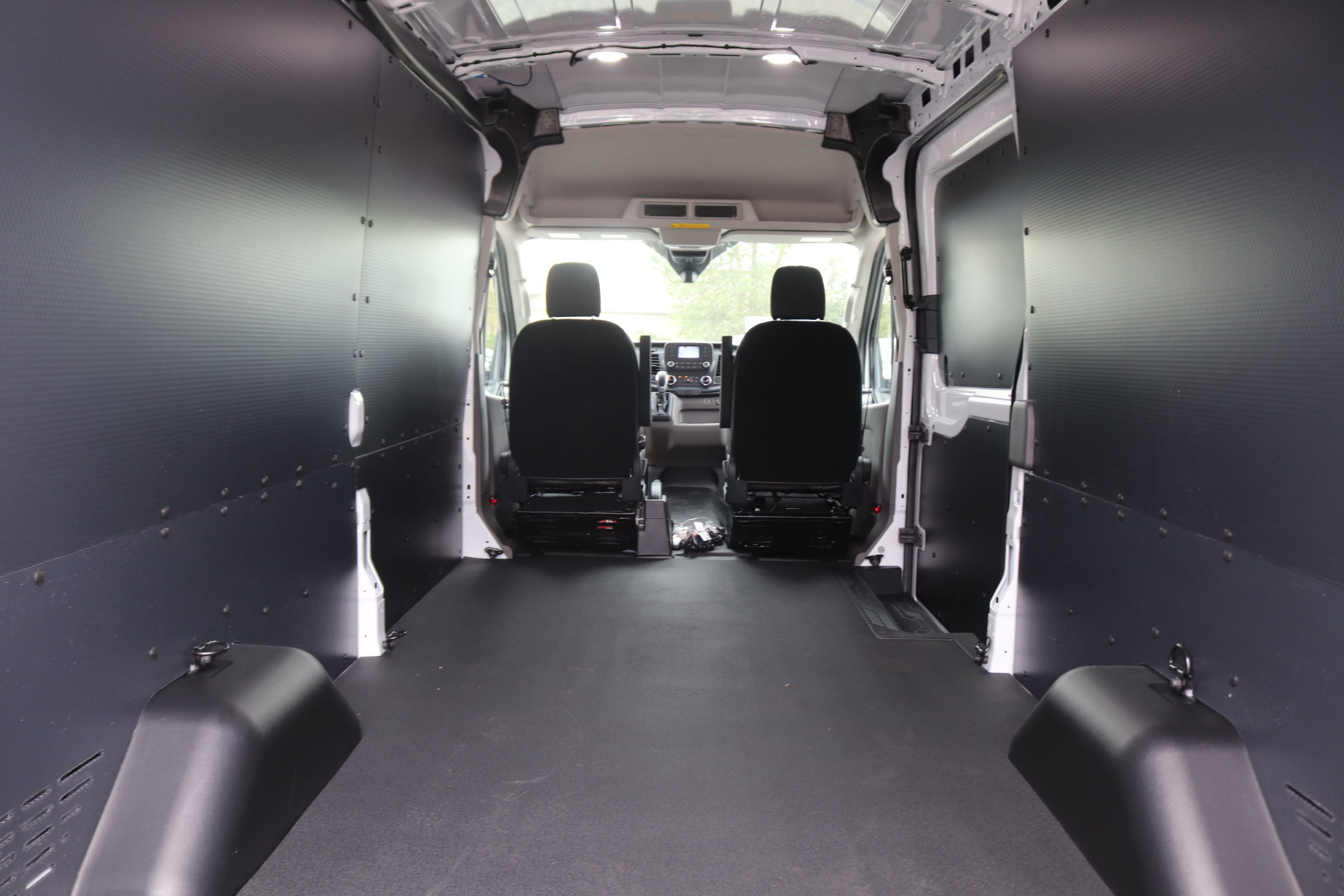 2020 Transit 250 Med Roof RWD, Empty Cargo Van #E9246 - photo 1
