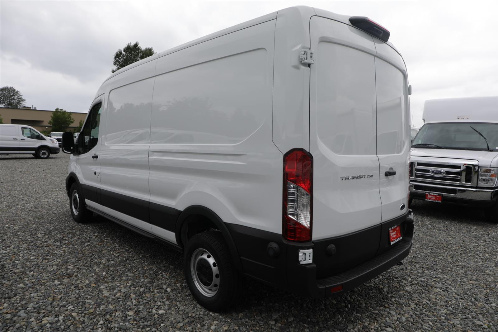 2020 Ford Transit 250 Med Roof RWD, Empty Cargo Van #E9246 - photo 8