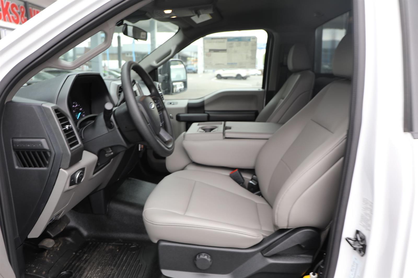 2020 Ford F-350 Regular Cab DRW 4x2, The Fab Shop Landscape Dump #E9251 - photo 14