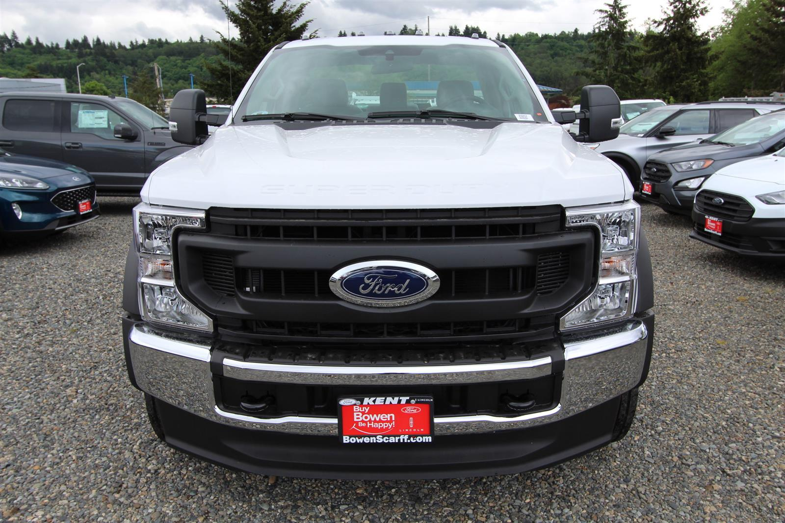 2020 Ford F-550 Regular Cab DRW 4x2, Cab Chassis #E9257 - photo 3