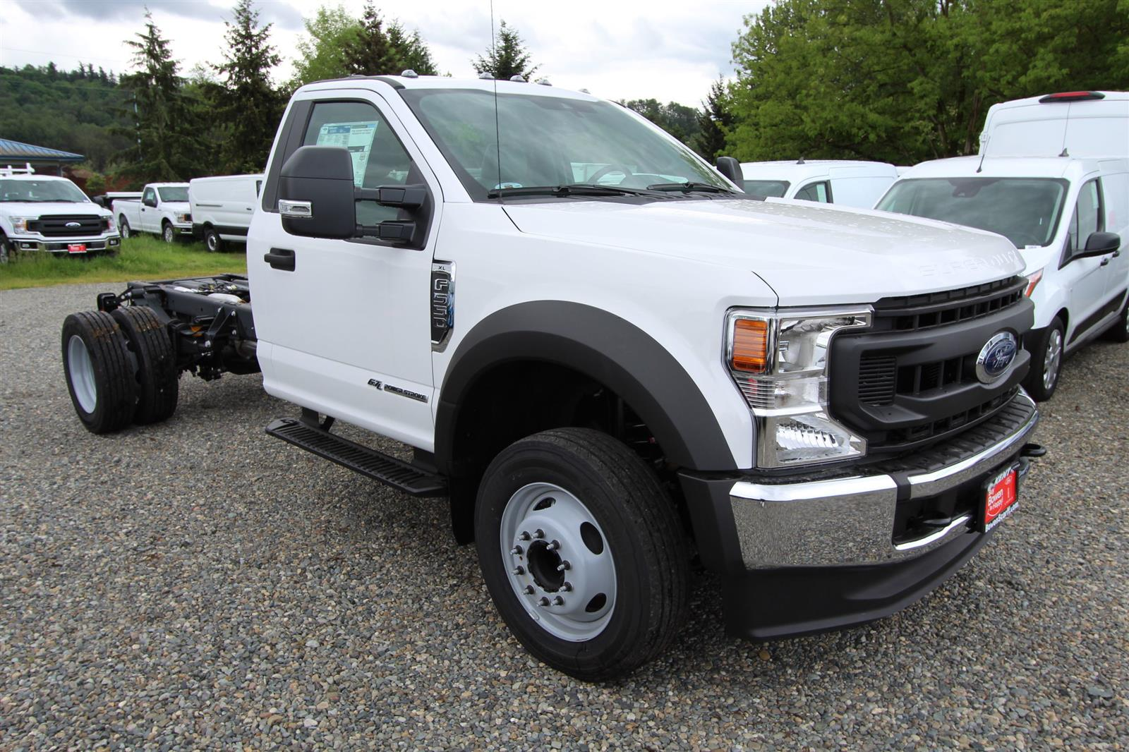 2020 Ford F-550 Regular Cab DRW 4x2, Cab Chassis #E9257 - photo 4