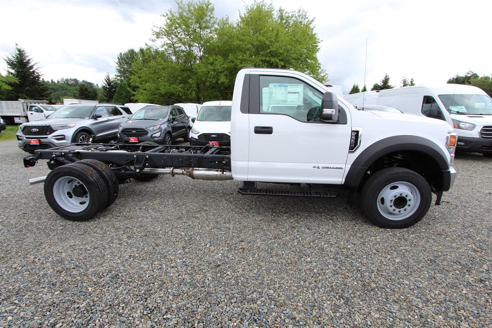 2020 Ford F-550 Regular Cab DRW 4x2, Cab Chassis #E9257 - photo 6