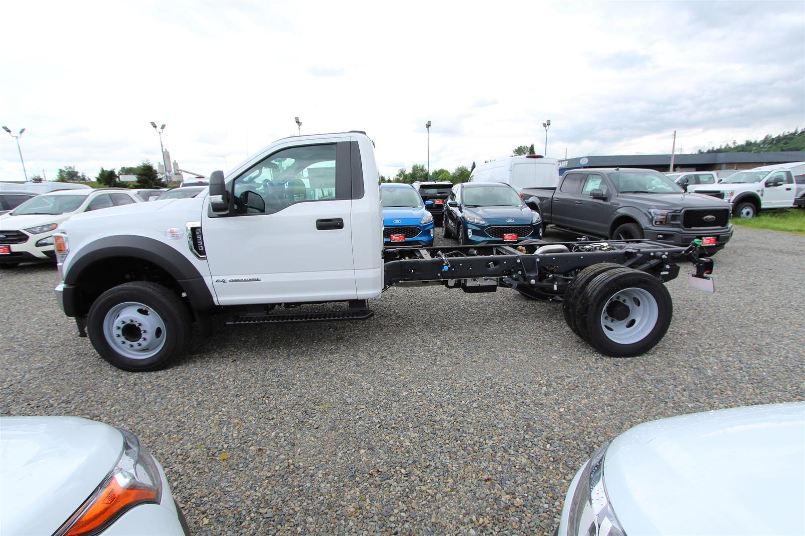 2020 Ford F-550 Regular Cab DRW 4x2, Cab Chassis #E9257 - photo 9