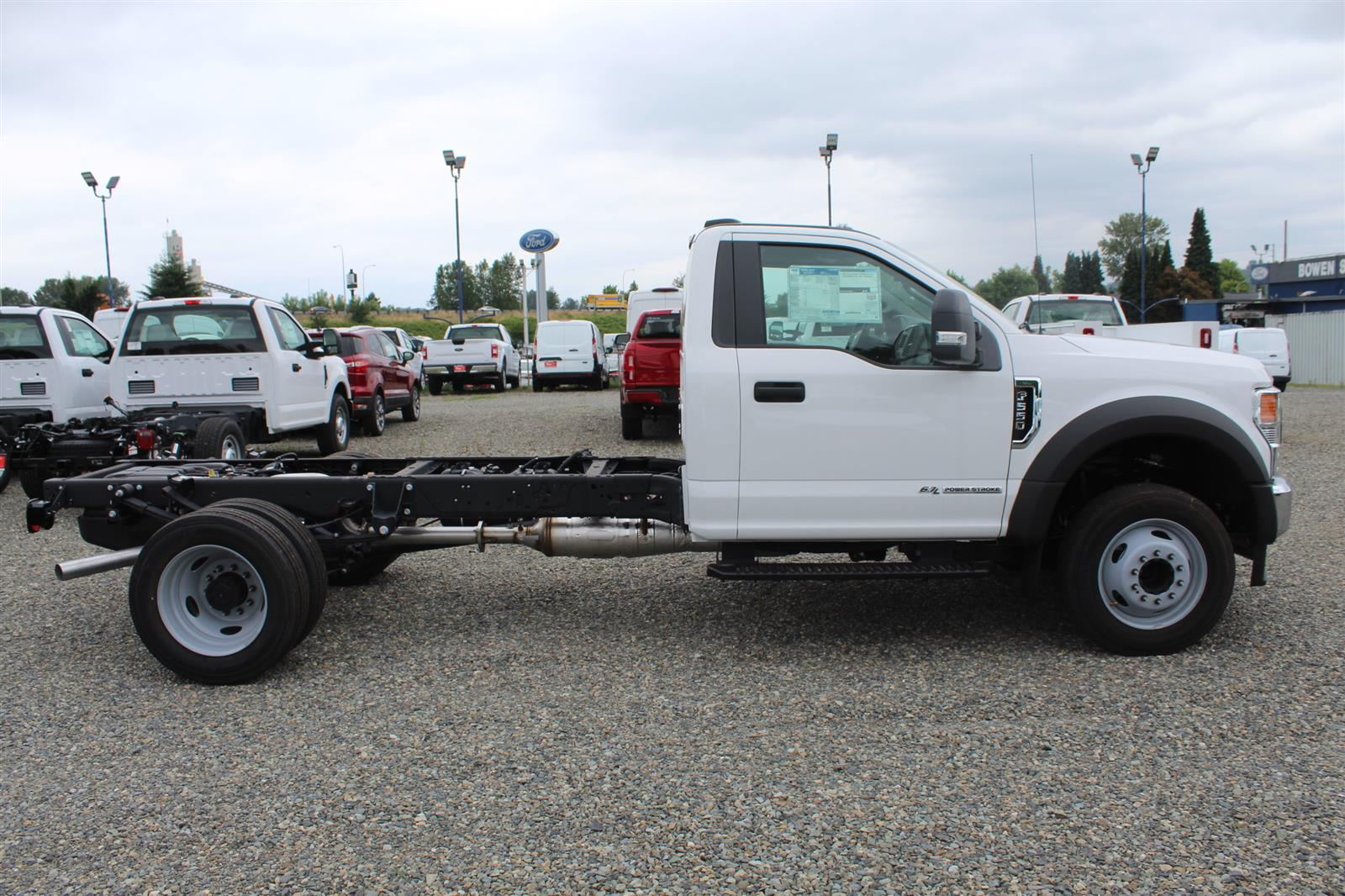 2020 Ford F-550 Regular Cab DRW 4x2, Cab Chassis #E9257 - photo 24