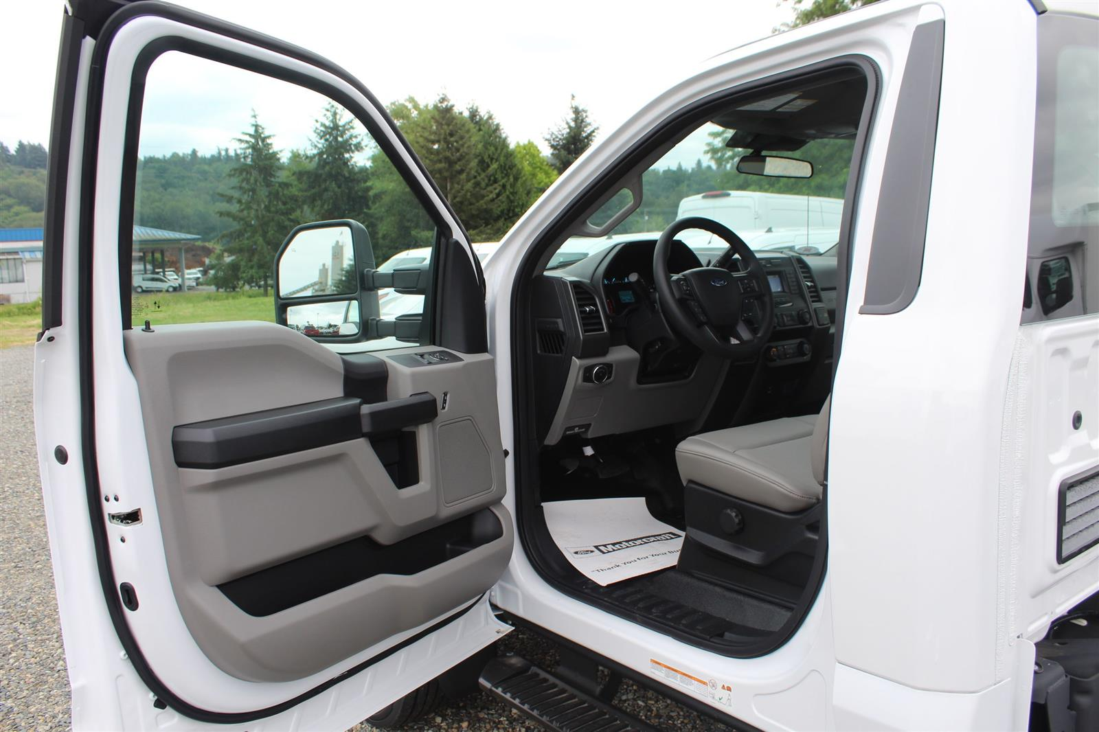 2020 Ford F-550 Regular Cab DRW 4x2, Cab Chassis #E9257 - photo 29